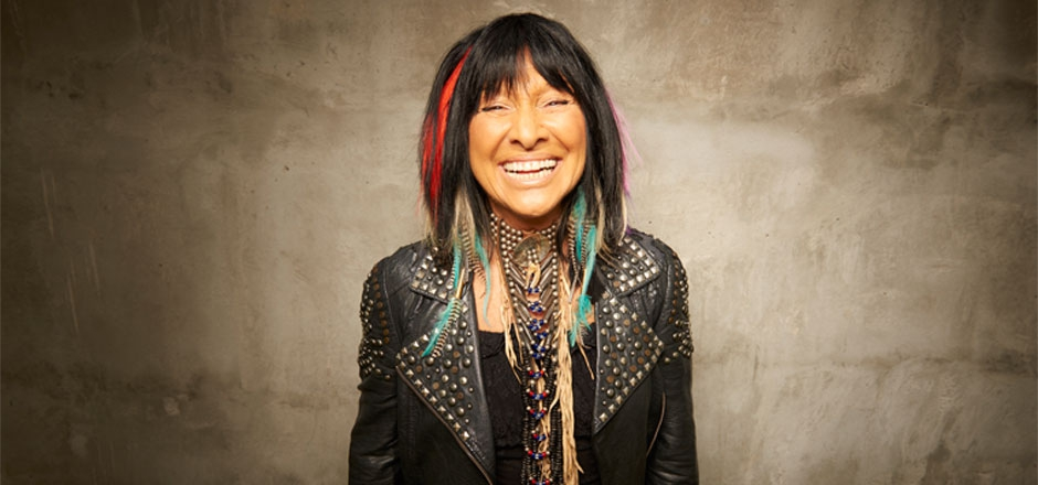Buffy Sainte-Marie