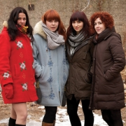 Chic Gamine: The Girl-Group Sound, Stripped To Its Bones