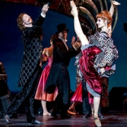 Movie review: Moulin Rouge – The Ballet a lusty but strange hybrid
