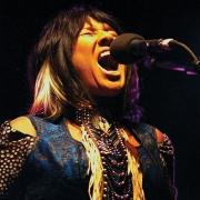 Buffy Sainte-Marie Performing at Opening Weekend Ceremonies for the Canadian Museum for Human Rights