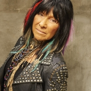 Buffy Sainte-Marie joins Shad for an Interview in studio q
