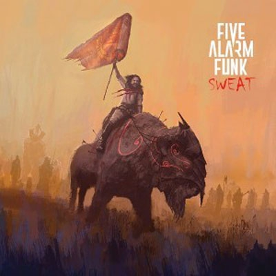 Five Alarm Funk Set To Release 6th Studio Album Sweat On March 3
